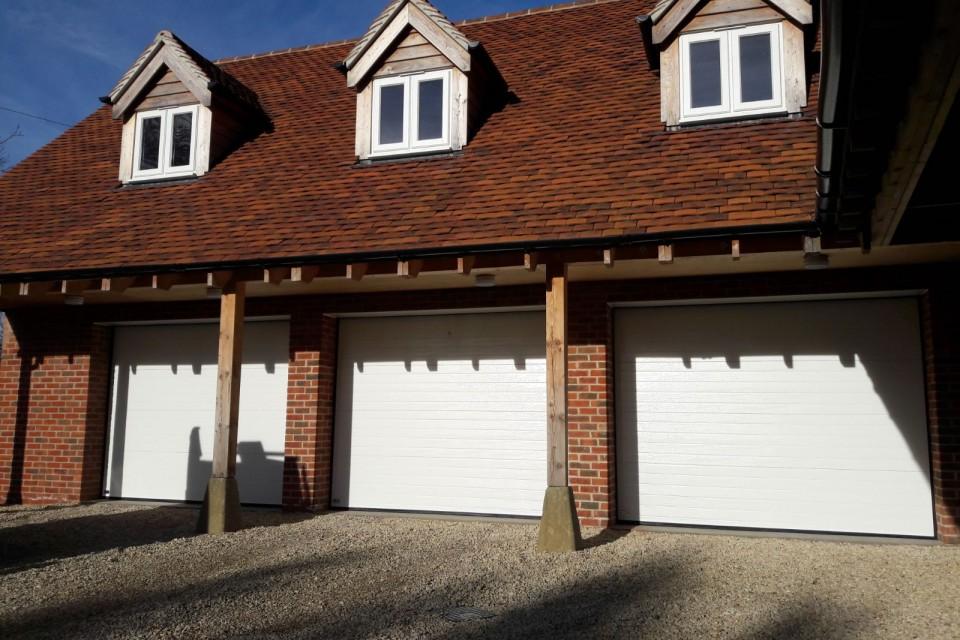 Garage Doors - Terry Dicken Home Improvement